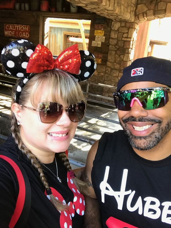 Marcus's First Time at Disneyland