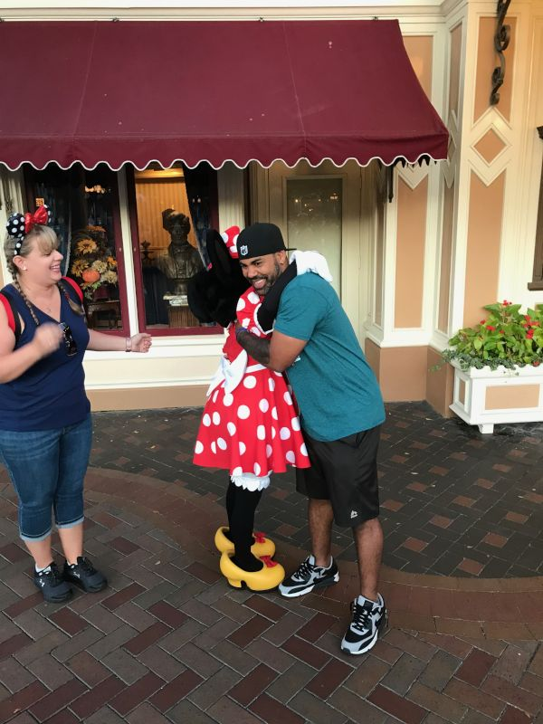 Marcus Meeting Minnie