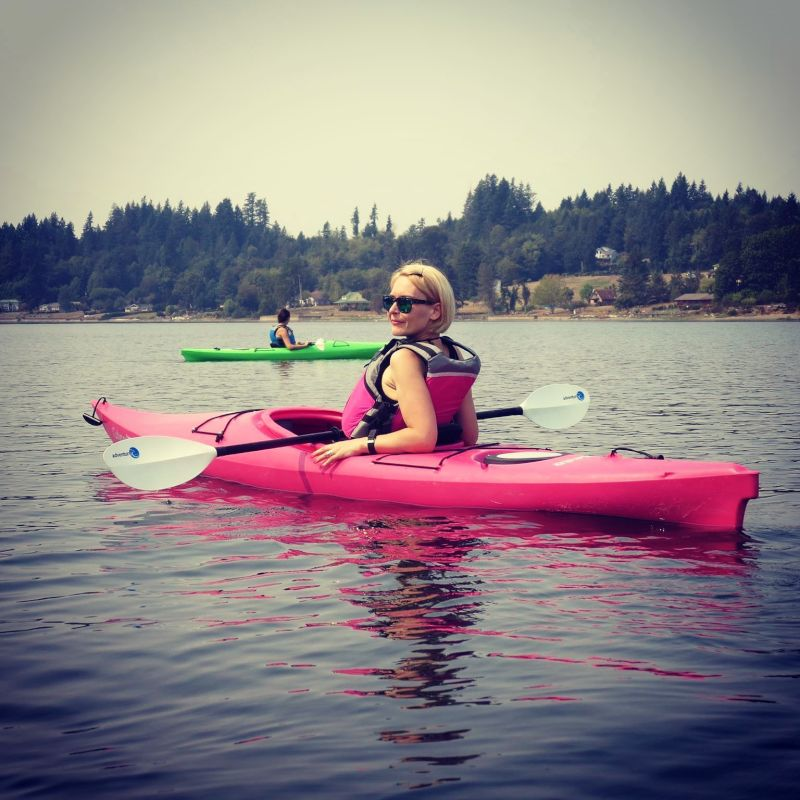 Traveling the Waters on Kayak
