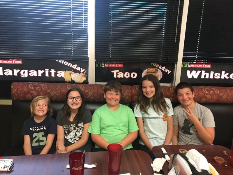 Arizona Cousins Reunion