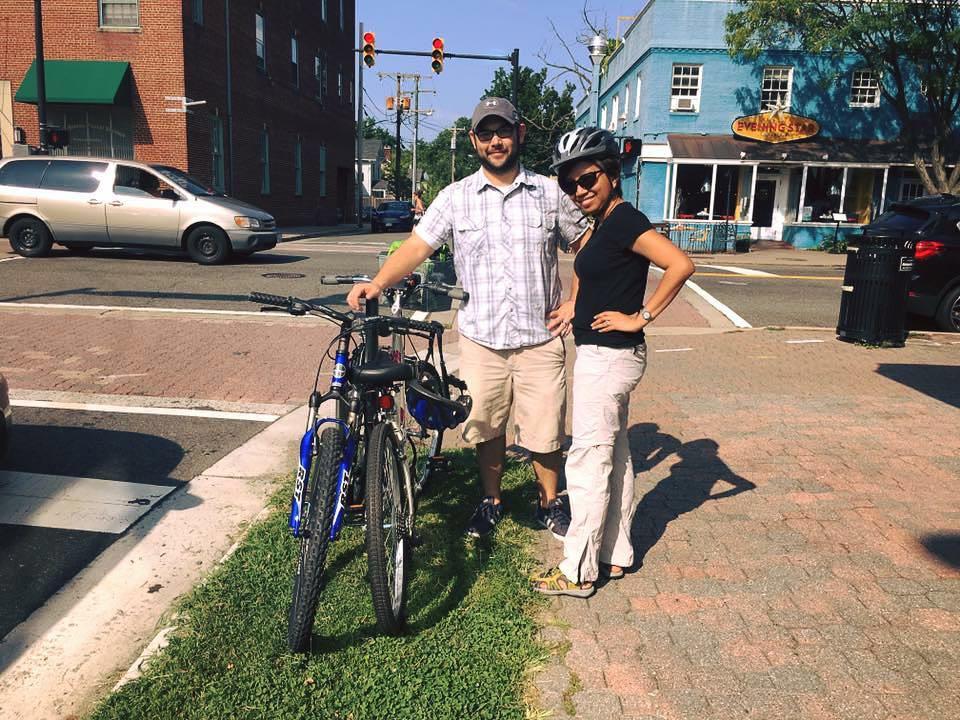 Biking in Our Neighborhood